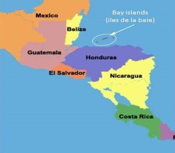 carte-honduras-ou-sont-les-bay-islands-ou-sont-les-iles-de-la-baie