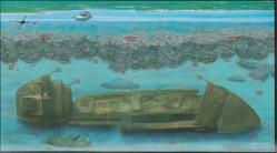 site-de-plongee-roatan-dive-site-epave-odyssey-wreck