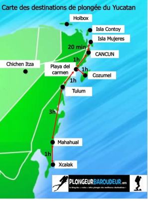 carte-yucatan-nom-et-distance