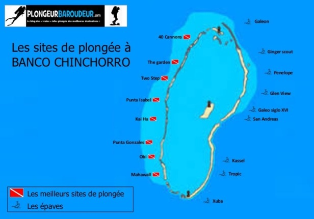 carte-site-plongee-banco-chinchorro