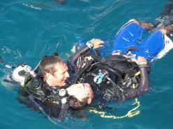 Faire-son-divemaster-scenario-de-secours-rescue