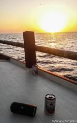 lambo sunset & beer-min