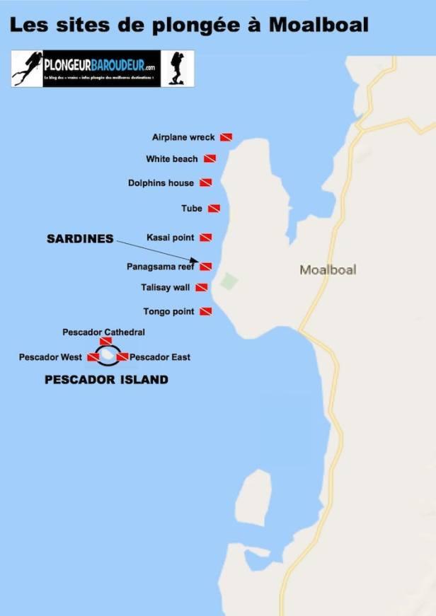 carte-sites-de-plongee-moalboal-philippines