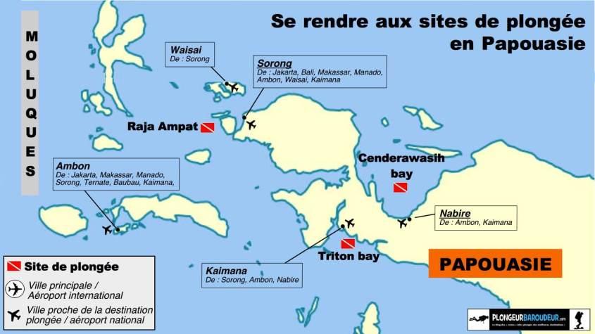 carte-organiser-plongee-papouasie