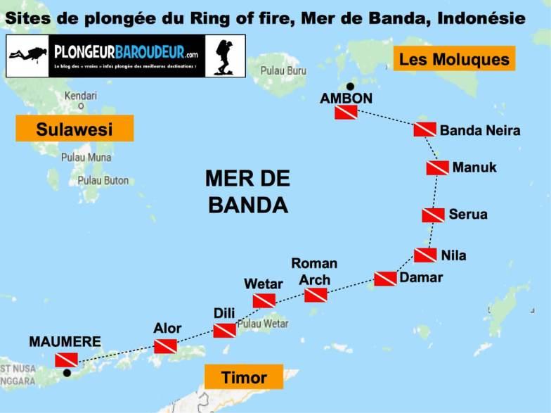 carte site de plongée ring of fire copy