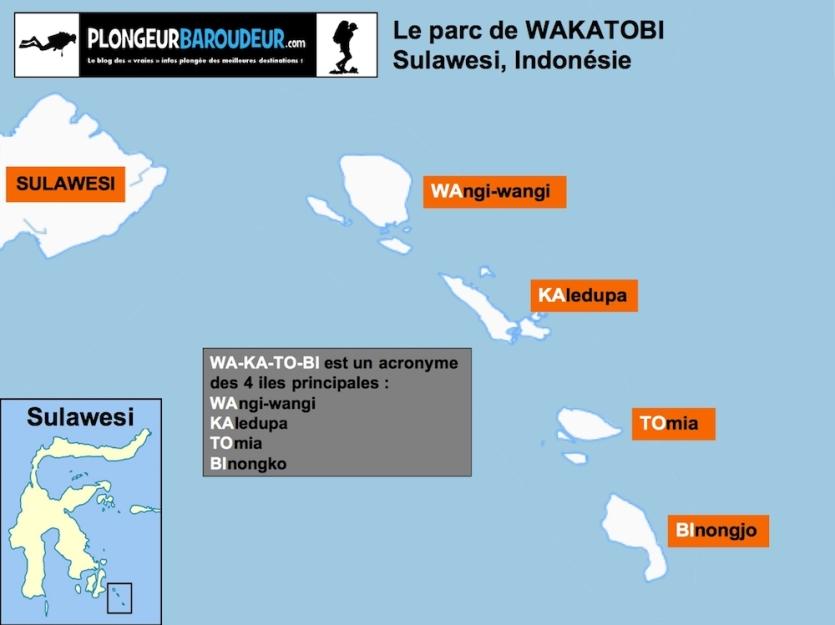 carte-iles-Wakatobi-indonesie-map-islands-indonesia