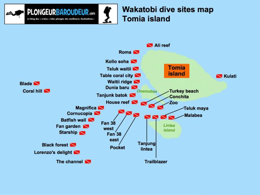 carte-sites-plongee-dive-sites-Wakatobi-sulawesi-indonesie copy